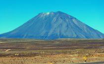 Vulkan Misti, Arequipa, Peru