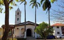 Kirche von Pedasí, Azuero Halbinsel, Panama