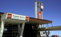 der südlichste Bahnhof der Welt, Puerto Montt, Chile