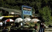 Markt in Puerto Montt, Chile