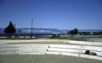 Uferpromenade von Puerto Montt, Chile