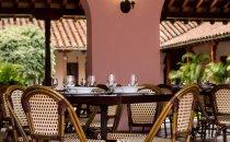 Restaurant, Hostal Doña Manuela, Mompox, Kolumbien