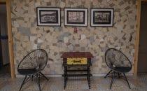 Casa del Café Detail, Comitán, Mexiko