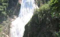 Cascada El Chiflón, Chiapas, Mexiko