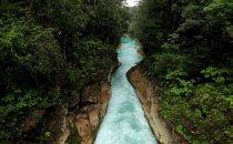 Wasserfälle von Las Nubes