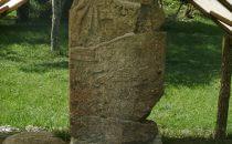 Stele Chinkultic, Chiapas, Mexiko