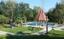 Escudo Jaguar Pool, Frontera Corozal, Mexiko