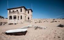 Kolmannskoppe (Kolmanskop) bei Lüderitz, Namibia