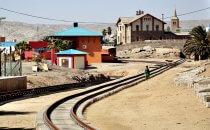 Bahnhof Lüderitz, Namibia