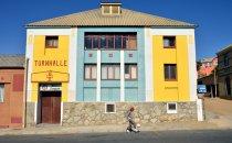 Turnhalle Lüderitz, Namibia