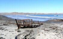 Lüderitz, Diaz Point, große Bucht, Namibia