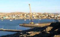 Hafen von Lüderitz, Namibia