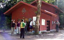 Monteverde Park Eingang