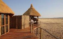 Sossusvlei Dune Lodge im Namib Naukluft Nationalpark, Namibia