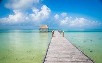 Isla Holbox, Yucatán, Mexiko