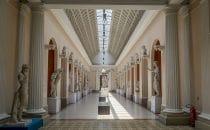 Museu Nacional de Belas Artes in Rio de Janeiro, Brasilien