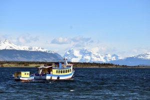 Bucht von Puerto Natales