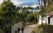 cemetery of Chichicastenango, Guatemala