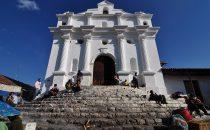 Santo Tomás church, Chichicastenango, Guatemala