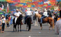 Karneval in La Ceiba, Honduras