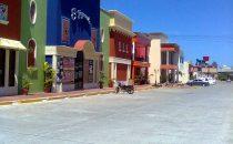 Einkaufszentrum in La Ceiba, Honduras