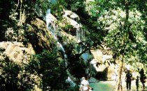 Baño de la Reina in Palenque, Chiapas, Mexico