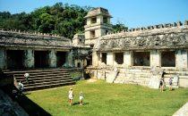 Palenque, Palacio (Palace)