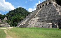Palenque, Temple of the Inscriptions, Chiapas, Mexico