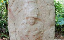 Stele eines Königs – Parque Museo La Venta