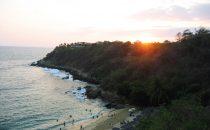 Playa Angelito, Puerto Escondido, Mexico