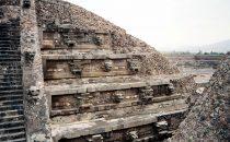 Tempel des Quetzalcóatl