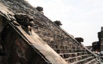 Tempel des Quetzalcóatl, Mexiko