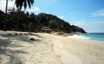 Playa Las Animas bei Puerto Vallarta