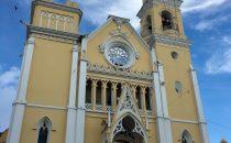church in Jalapa, Verucruz, Mexico