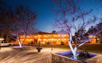 Hotel La Huerta, San Ignacio, Baja California Sur, Mexiko