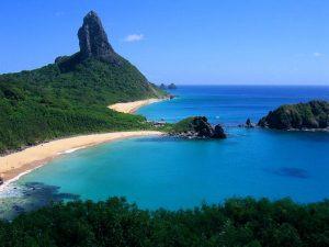 Strand - Fernando de Noronha, Brasilien