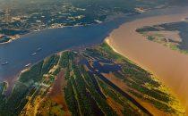 Encontro das Águas, Manaus, Brasilien