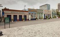 Das historische Zentrum, Manaus, Brasilien