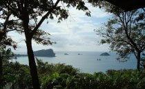 Aussichtspunkt im Manuel Antonio Nationalpark, Costa Rica