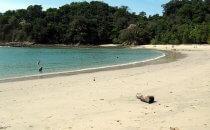 Strand im Manuel Antonio Nationalpark, Costa Rica