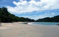 Playa Espadilla im Manuel Antonio Nationalpark, Costa Rica