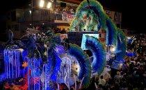 Karneval in Las Tablas, Azuero Halbinsel, Panama