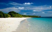 Strand auf der Isla Iguana, Azuero Halbinsel, Panama