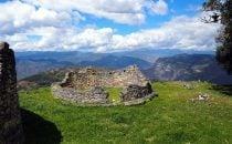 View from Kuélap, Chachapoyas region, Peru