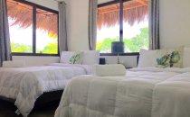 Hotel Sun Ha Bacalar, Laguna Bacalar, Mexiko