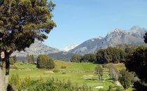 Golfplatz bei Bariloche, Argentinien