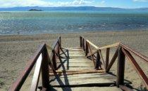 Laguna Nimez in El Calafate, Argentinien © Bertram Roth