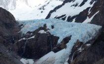 Piedras Blancas Gletscher bei Chaltén, Argentinien © Bertram Roth