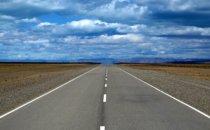 Ruta 40 nördlich von Calafate, Patagonien, Argentinien © Bertram Roth