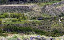 Alto Valle Campground, Parque Nacinal Patagonia, Chile